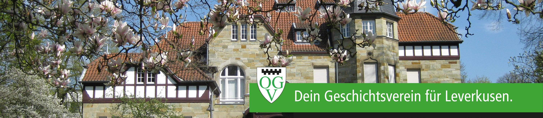 Villa Römer - Sitz des OGV Leverkusen